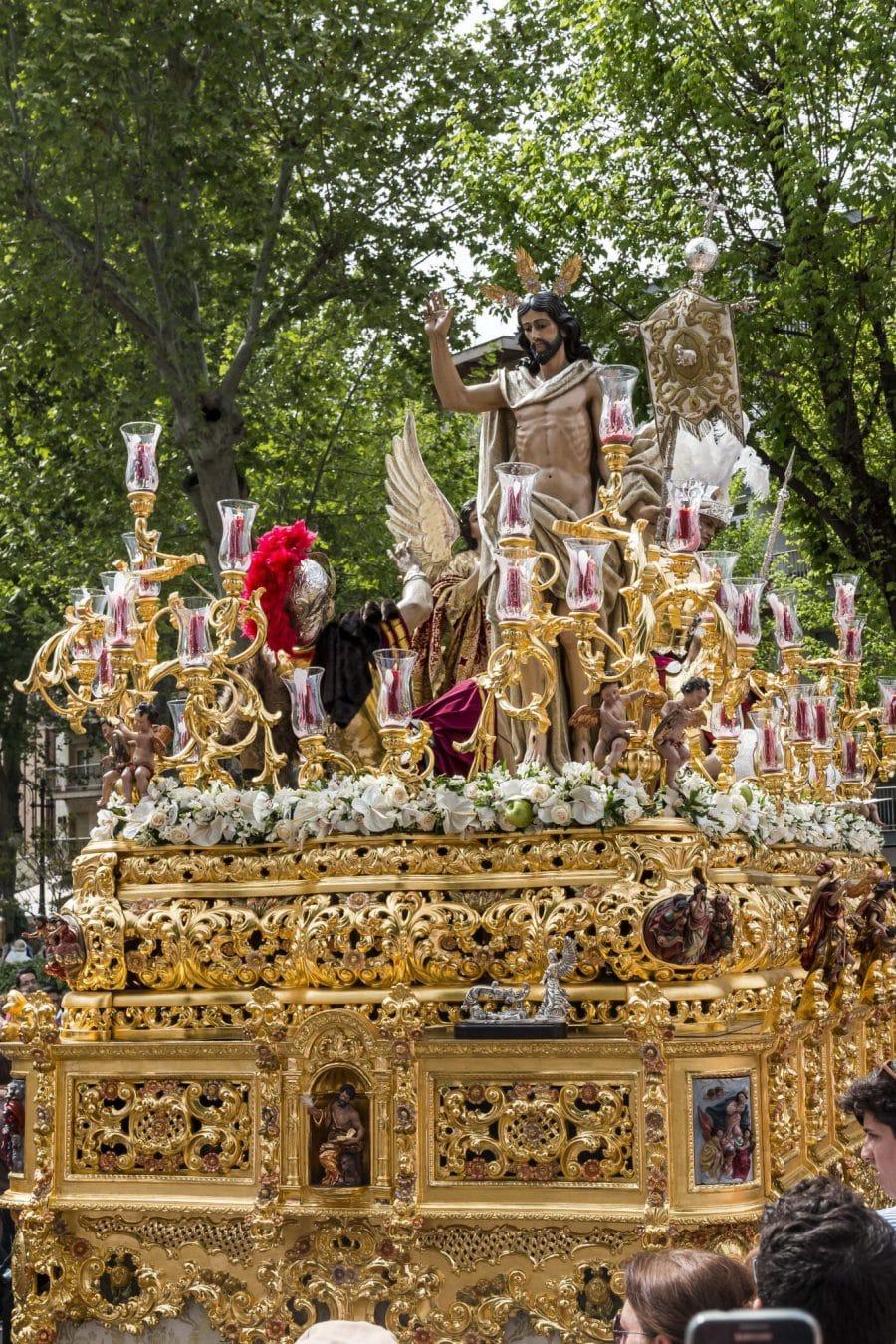 Semana Santa en Granada - Vergeles