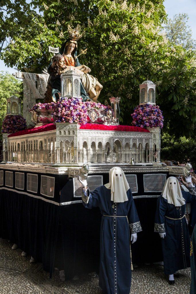 Semana Santa en Granada - Alhambra