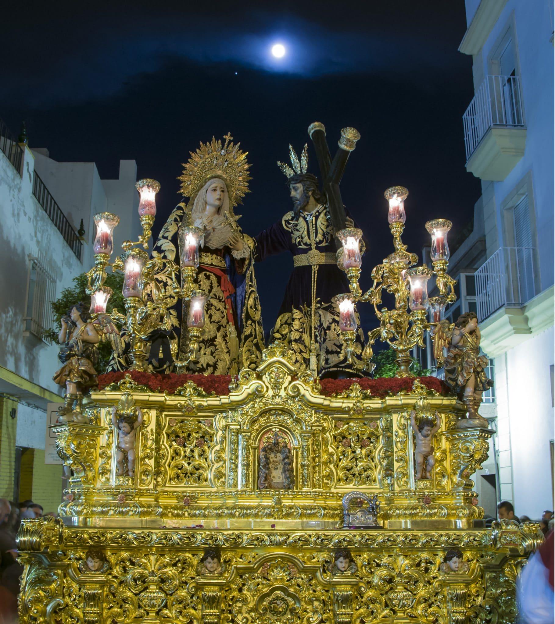 Semana Santa en San Fernando - Afligidos
