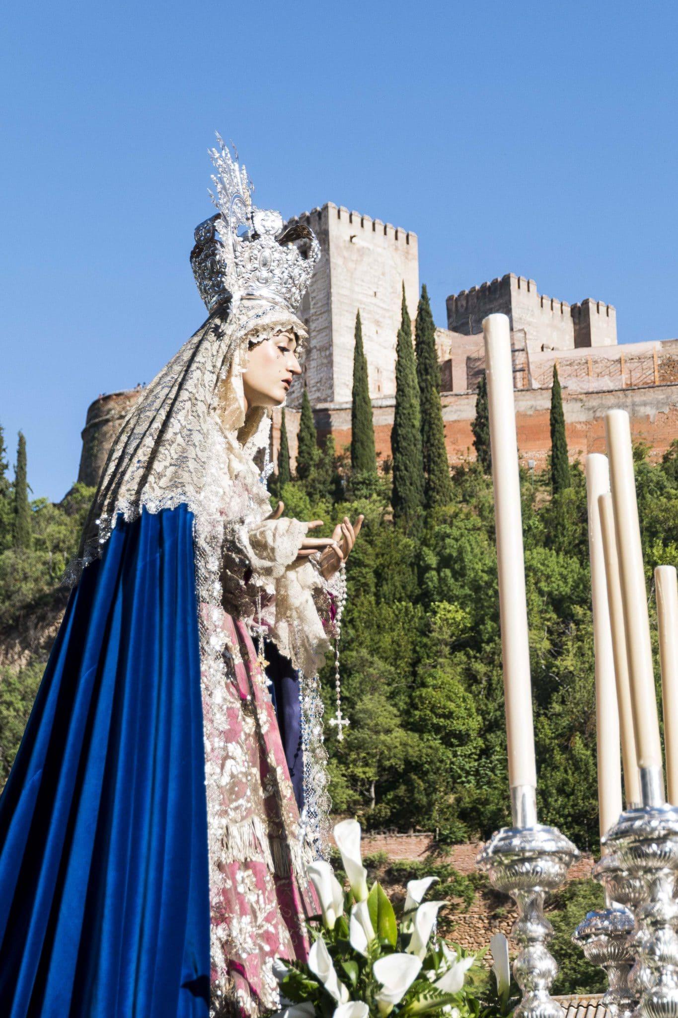 Semana Santa en Granada - Concha