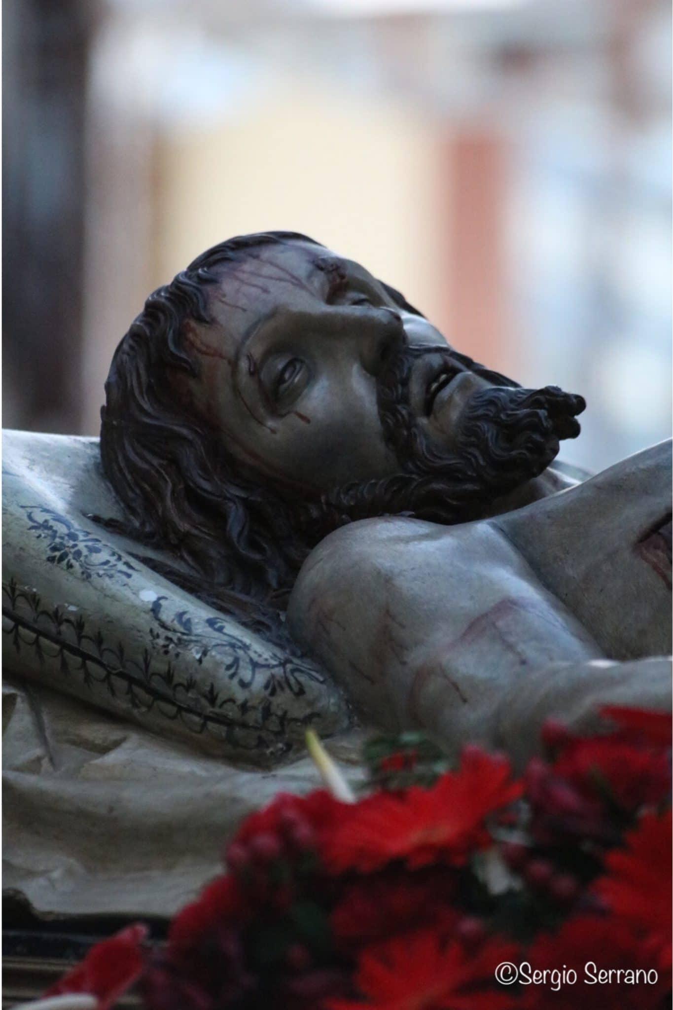 Semana Santa en Valladolid - Santo entierro de Cristo