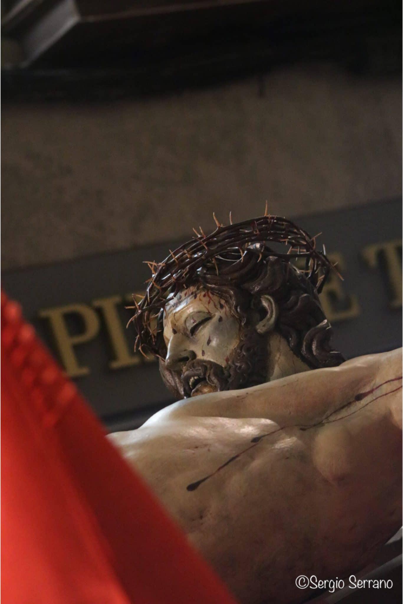 Semana Santa en Valladolid - Procesión del santísimo Cristo de los trabajos