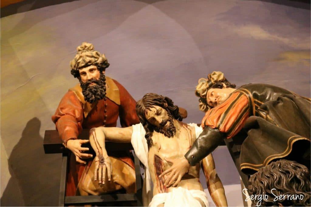 Semana Santa en Valladolid - Descendimiento