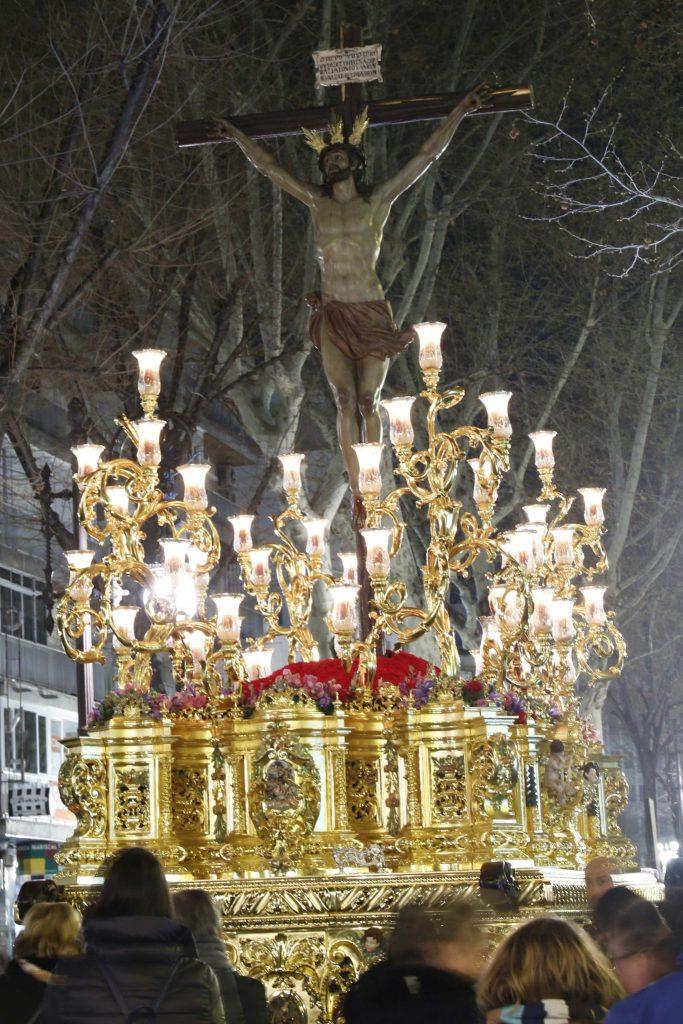 Semana Santa en Granada - Escolapios