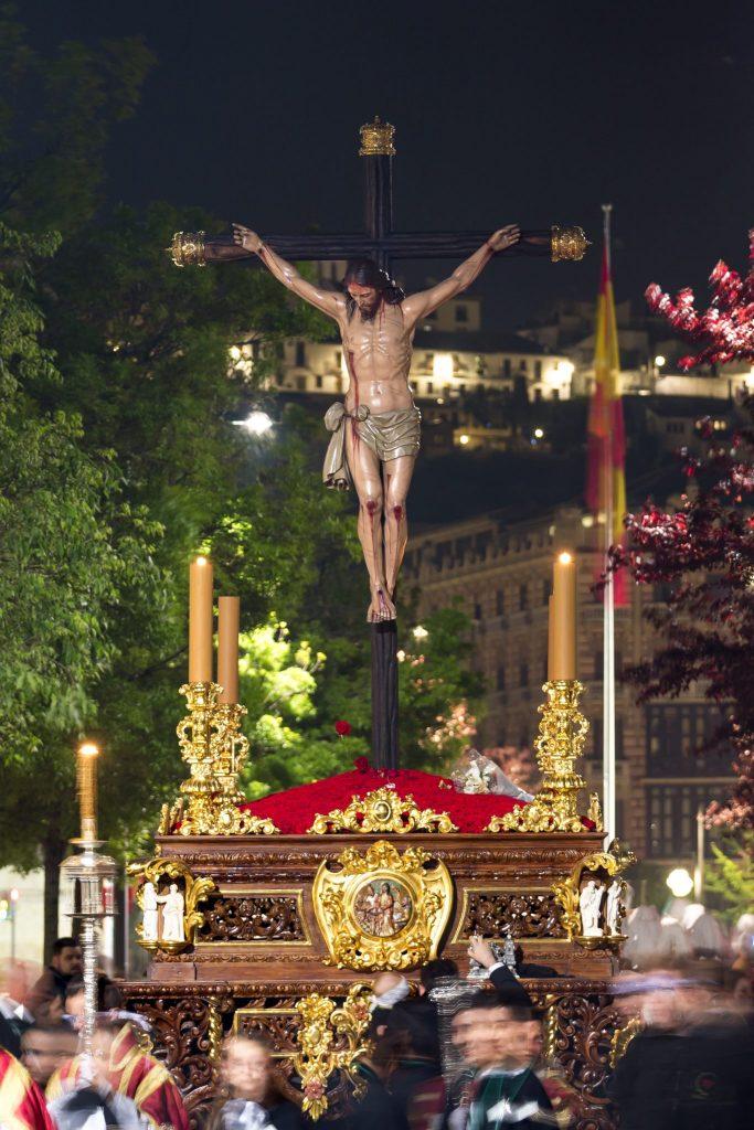 Semana Santa en Granada - Ferroviarios