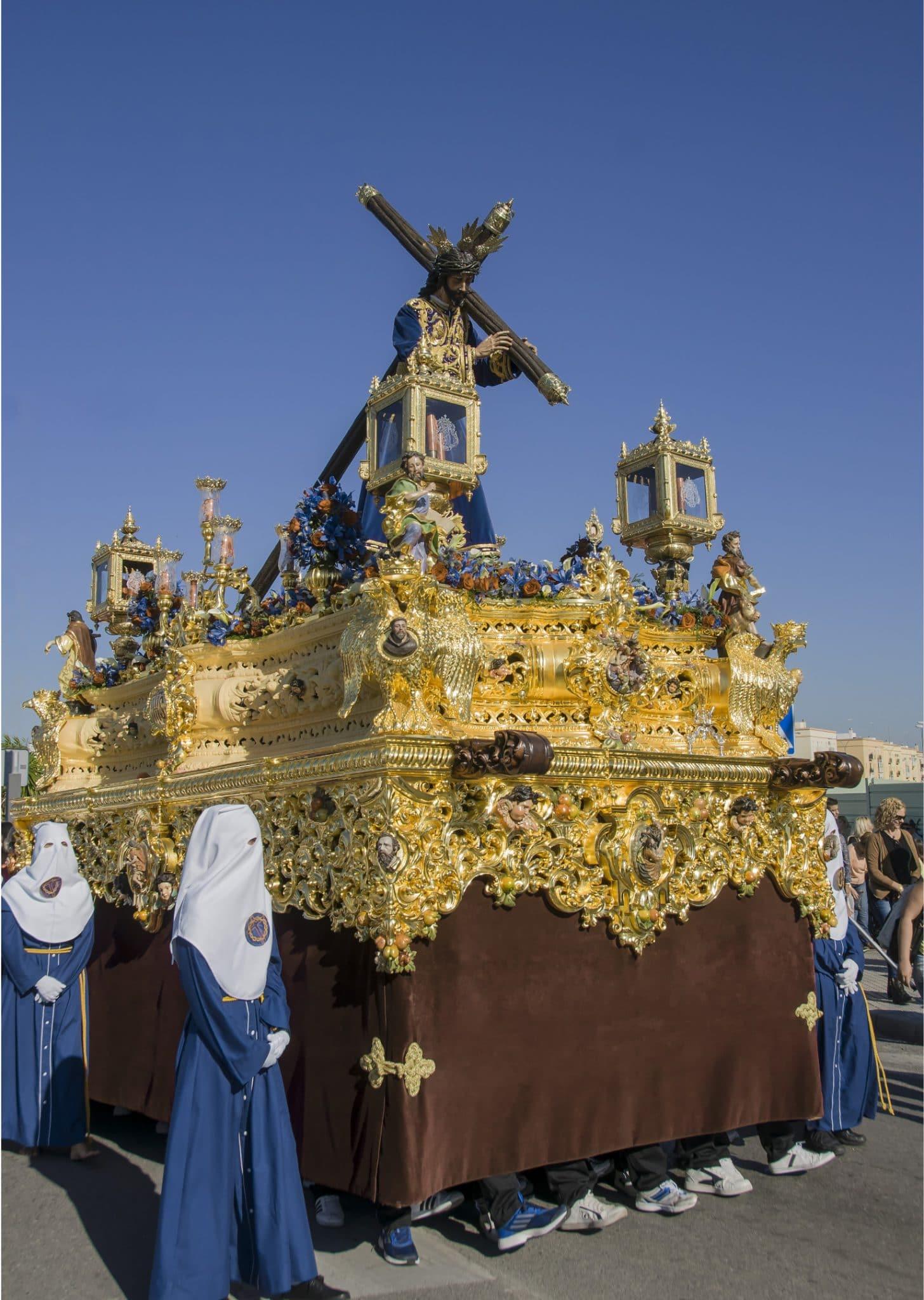 Semana Santa en San Fernando - Gran Poder