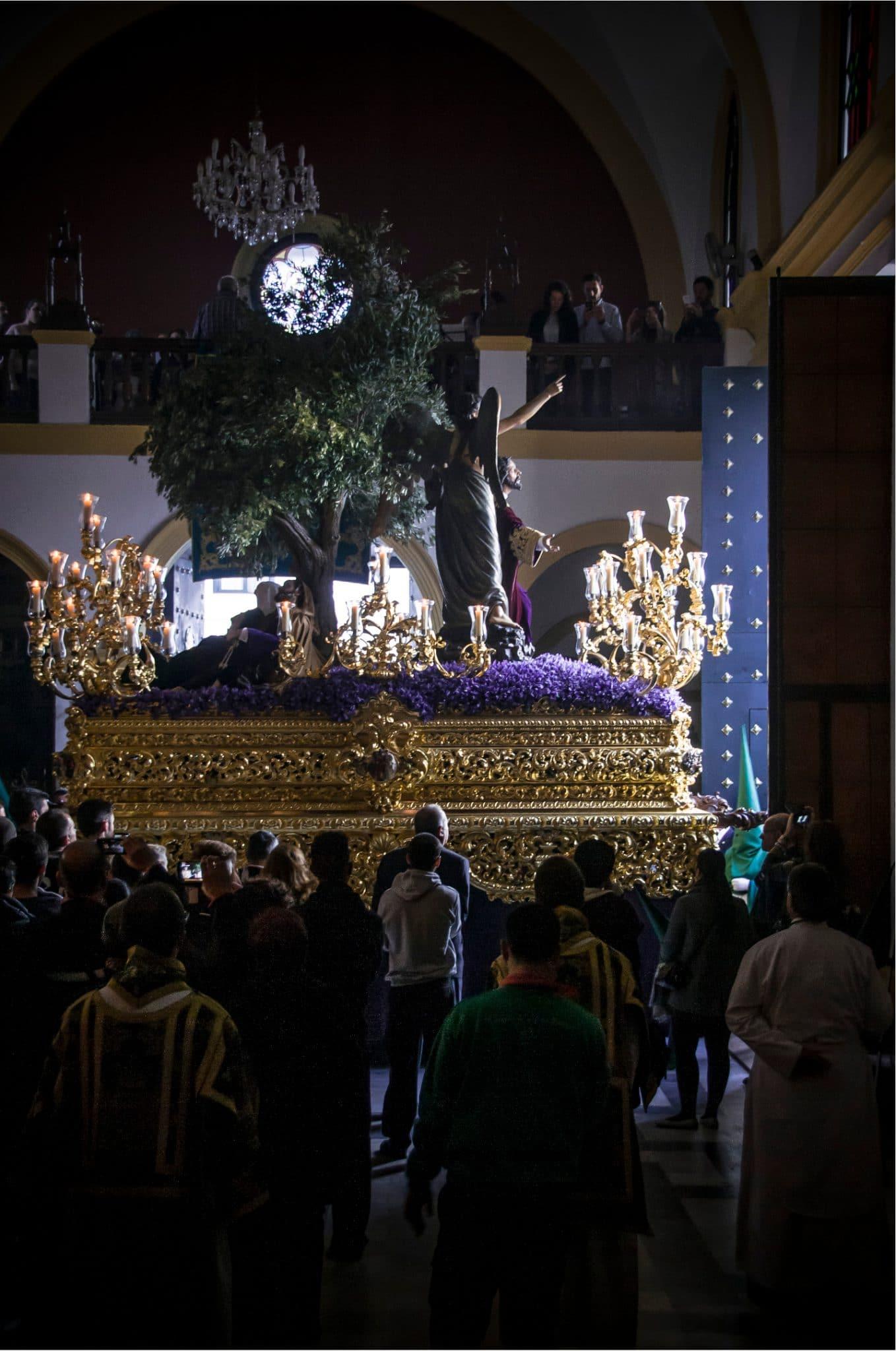 Semana Santa en San Fernando - Huerto