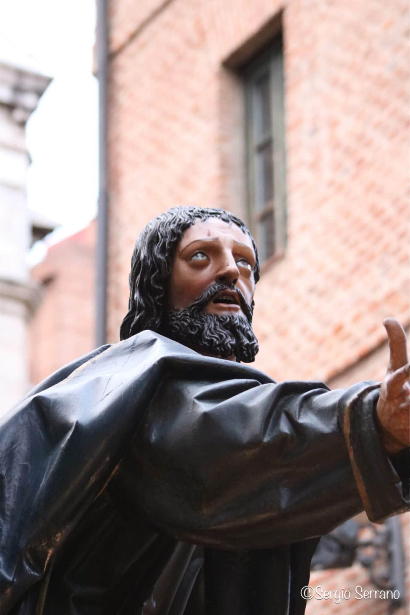 Semana Santa en Valladolid - Oración del Huerto