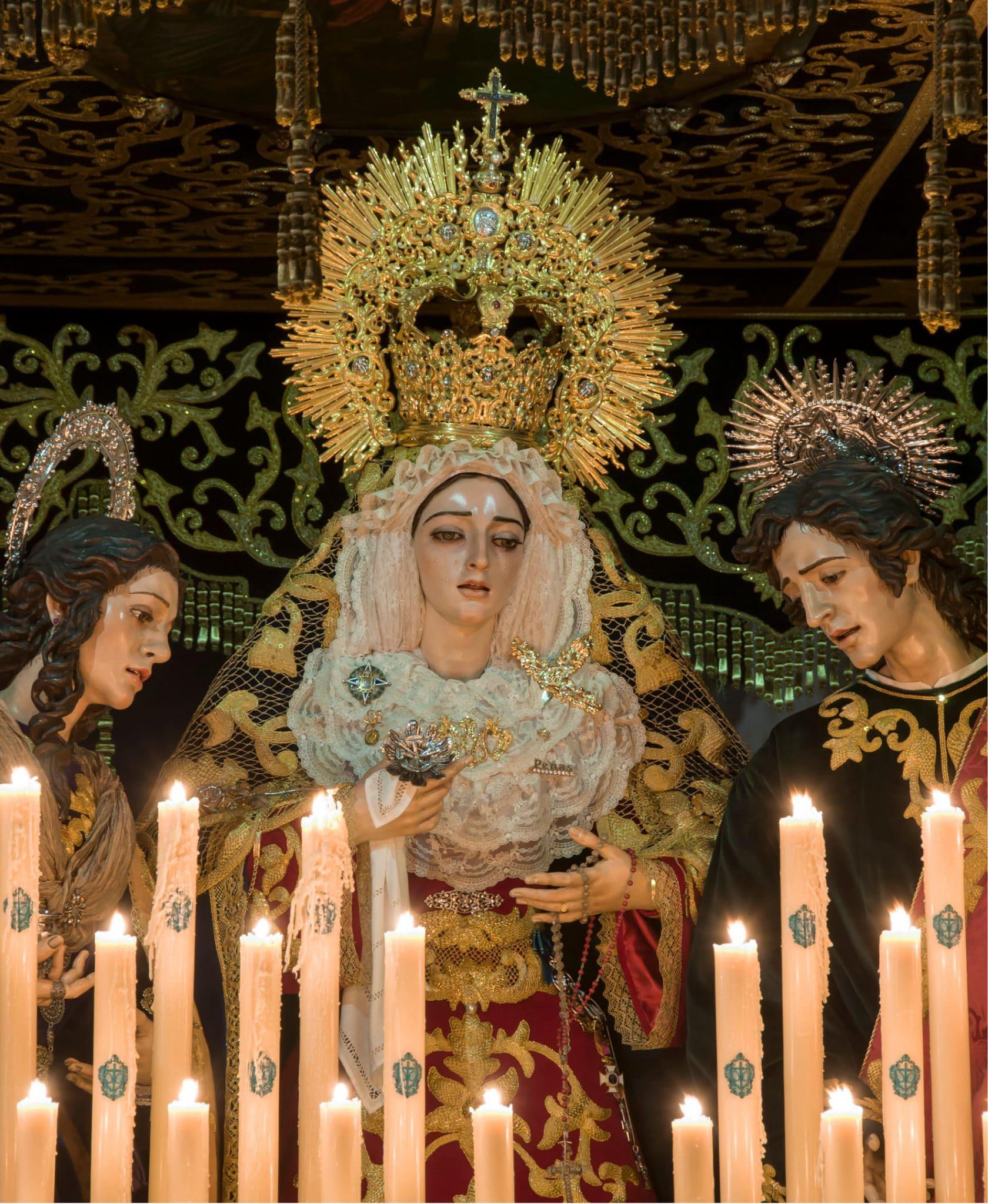 Semana Santa en San Fernando - Humildad