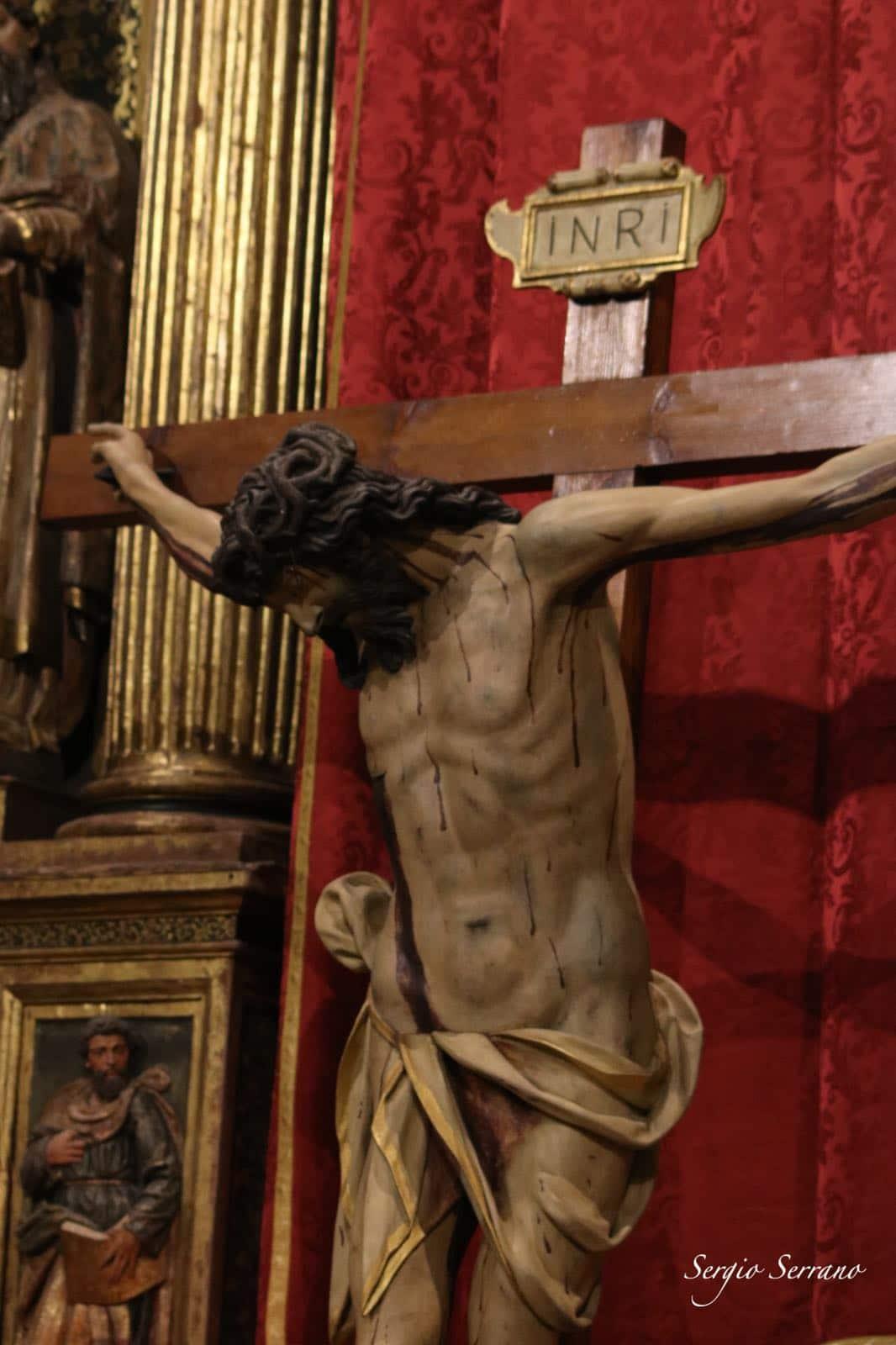 Semana Santa en Valladolid - Procesión de regla de la ilustre cofradía penitencial de nuestra señora de las angustias