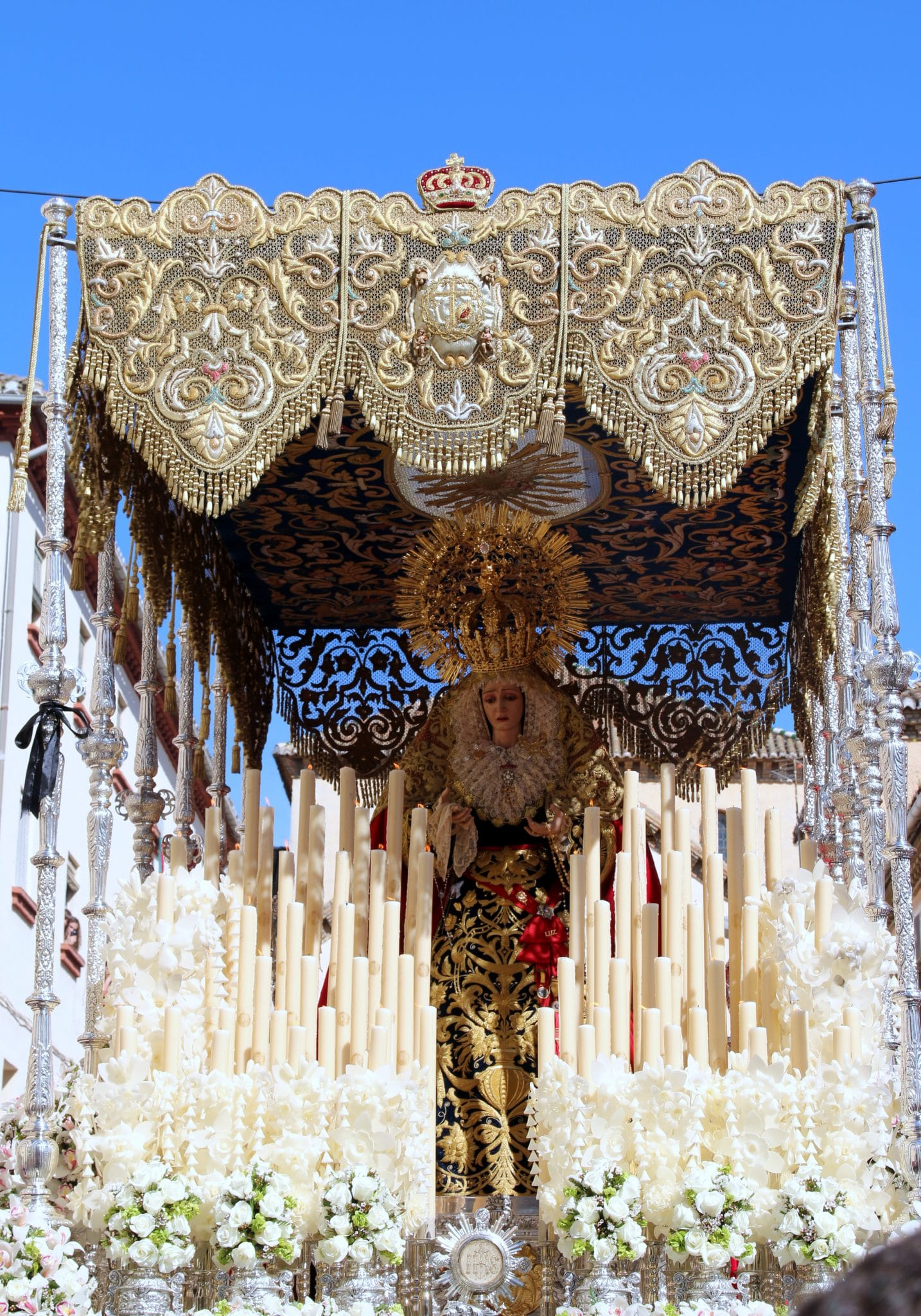 Semana Santa en Granada - Trabajo