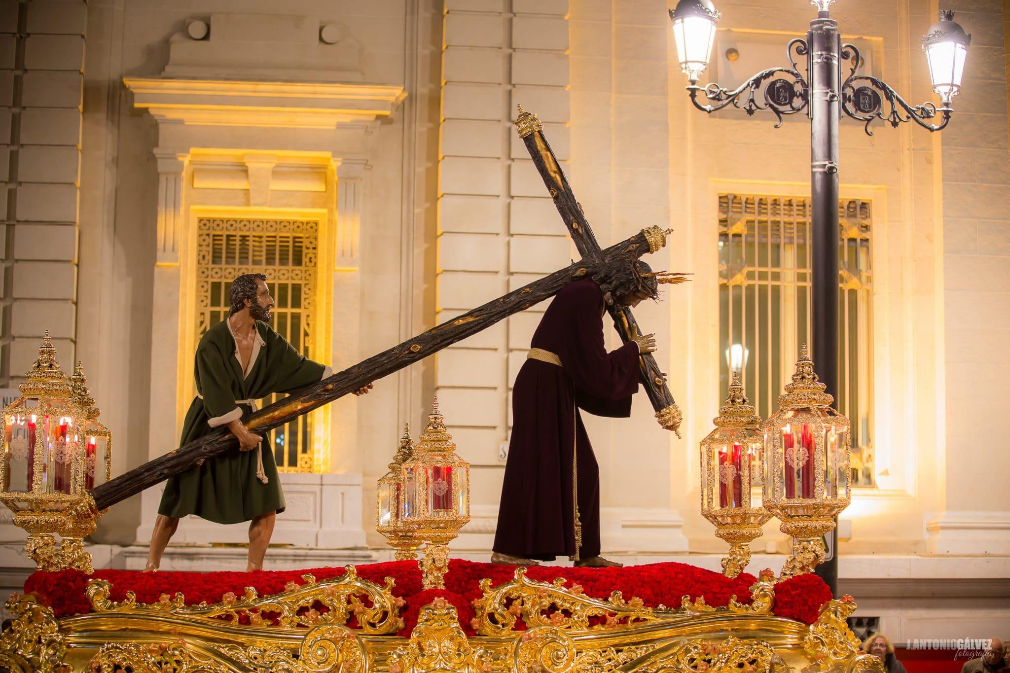 Semana Santa en Sevilla - San Roque