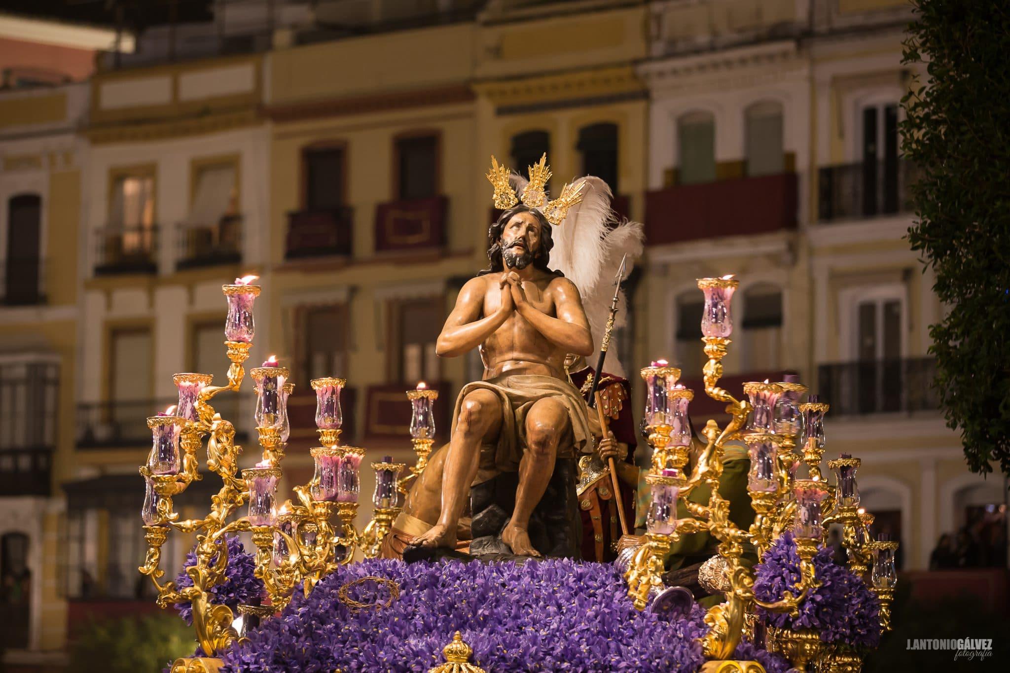 Semana Santa en Sevilla - La Estrella