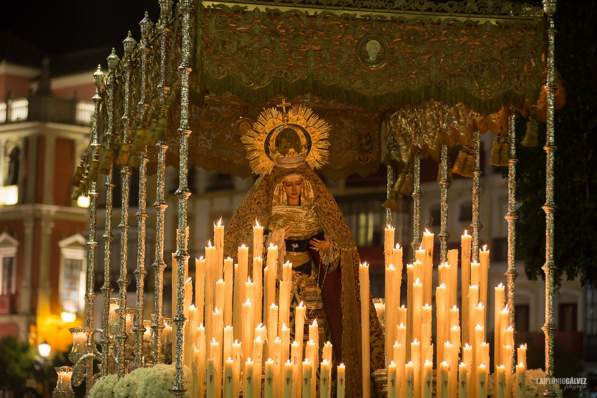 Semana Santa en Sevilla - El Amor
