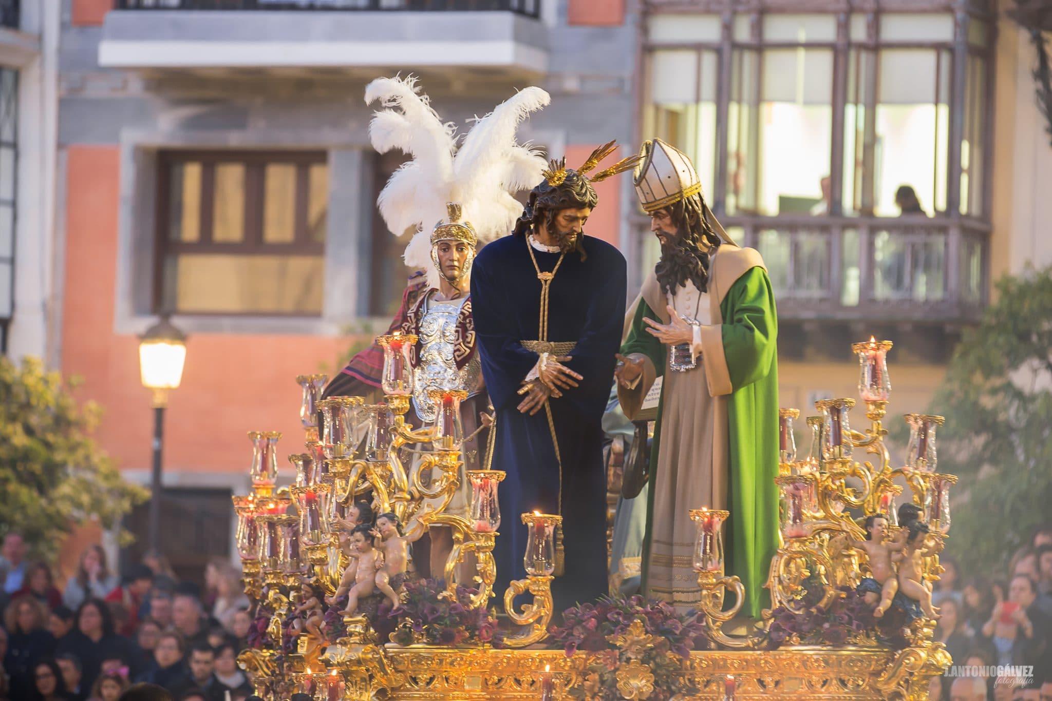 Semana Santa en Sevilla - San Gonzalo