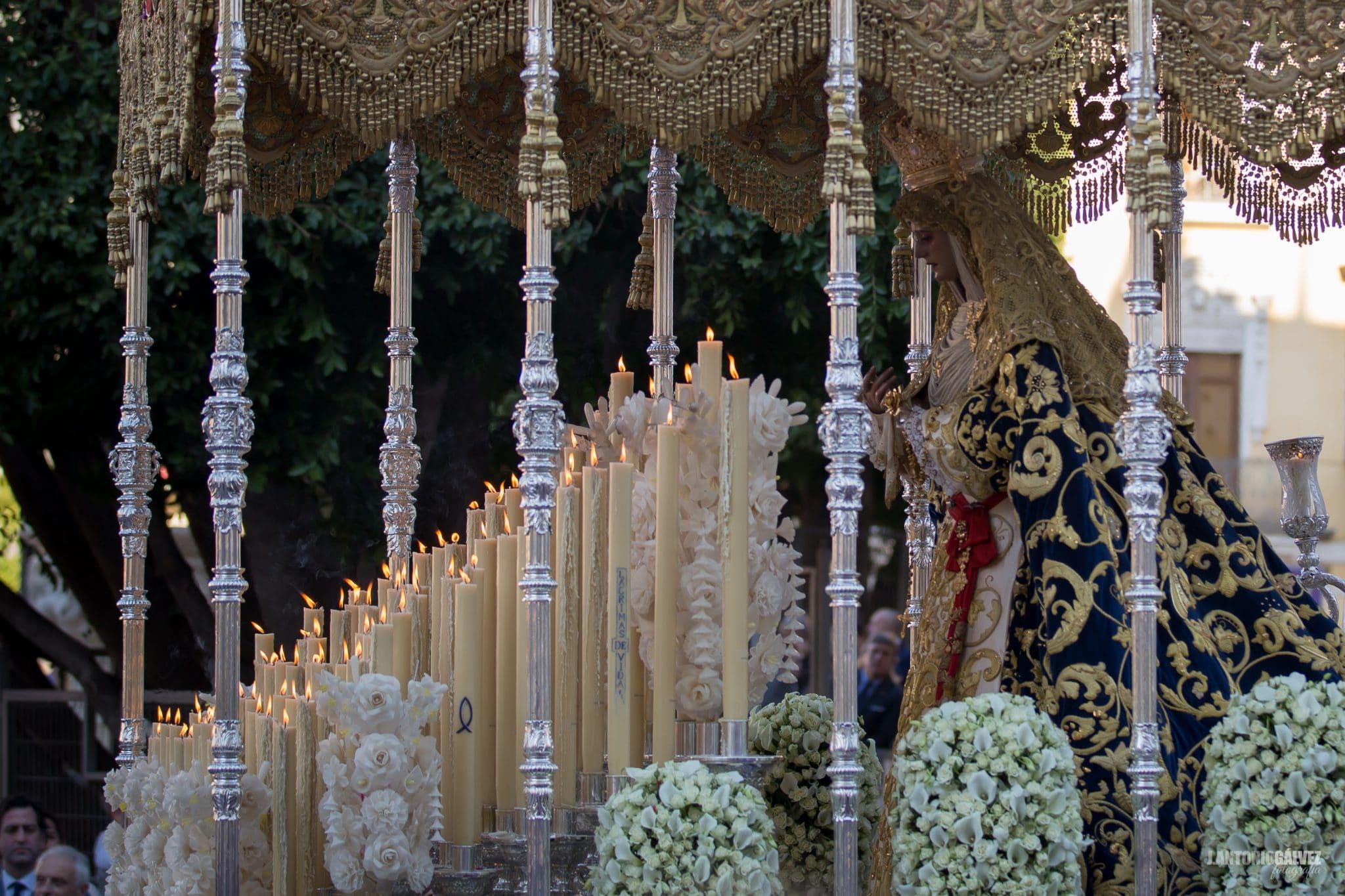 Semana Santa en Sevilla - San Esteban