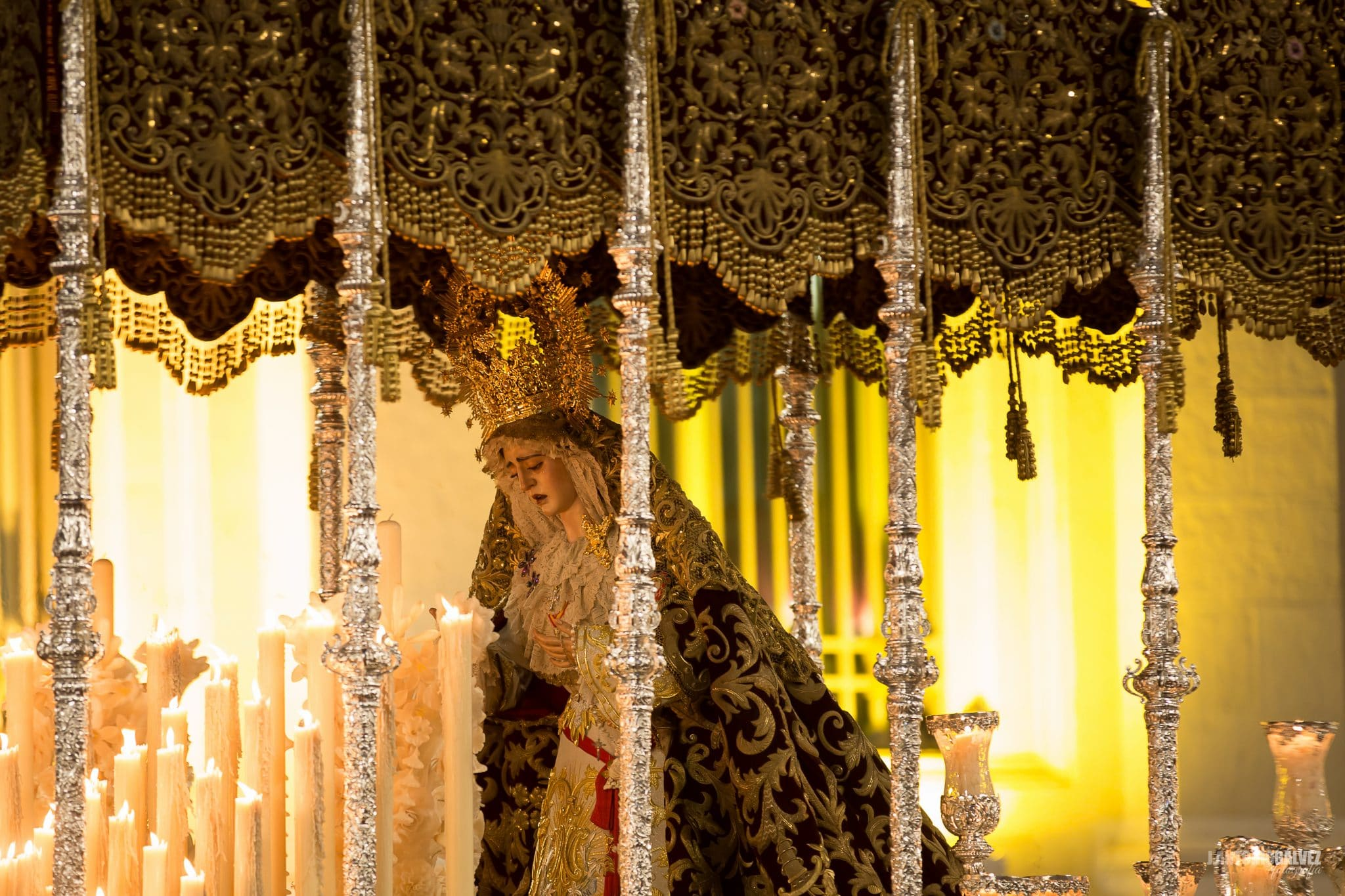 Semana Santa en Sevilla - San Benito