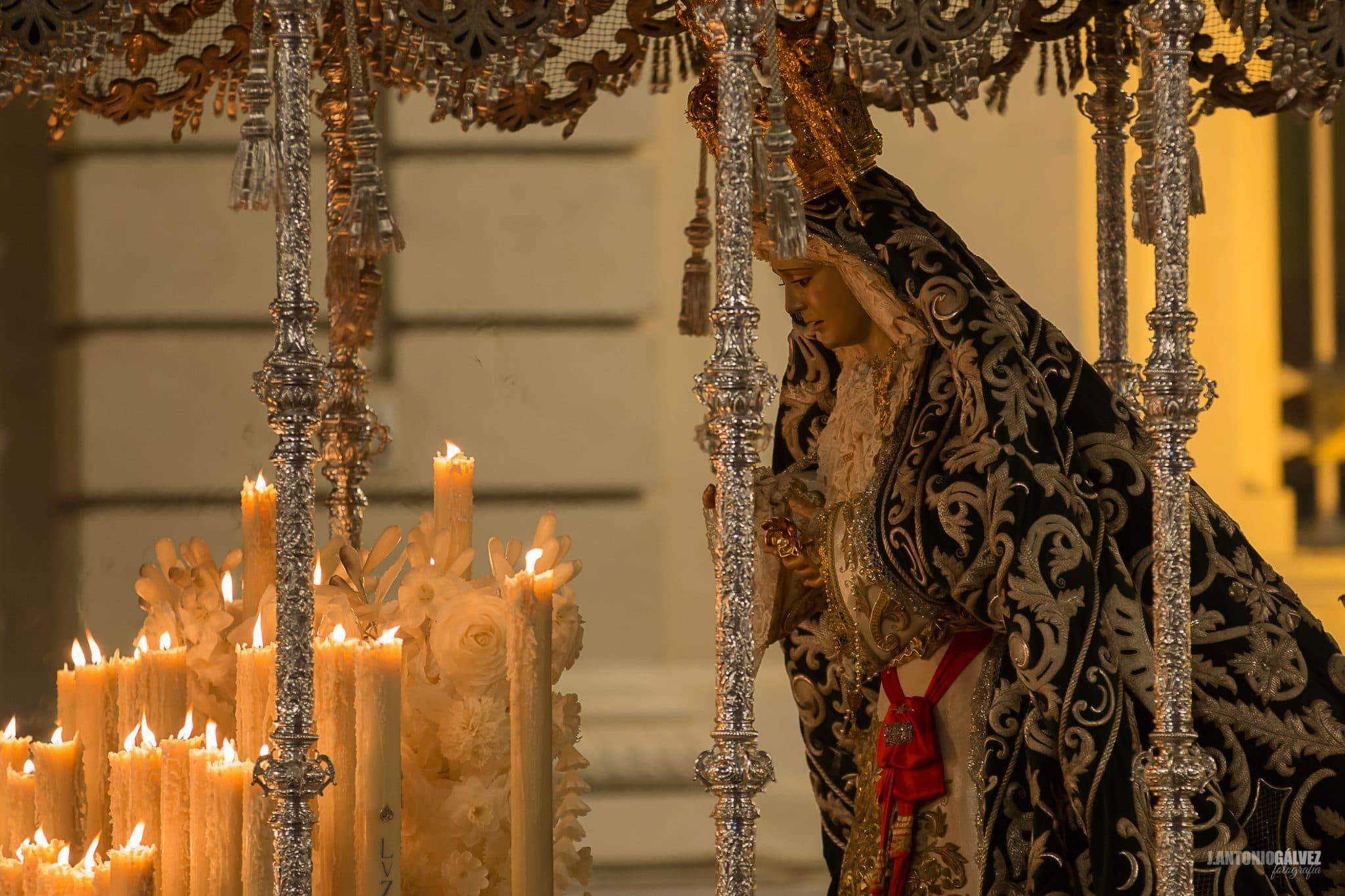 Semana Santa en Sevilla - La Candelaria