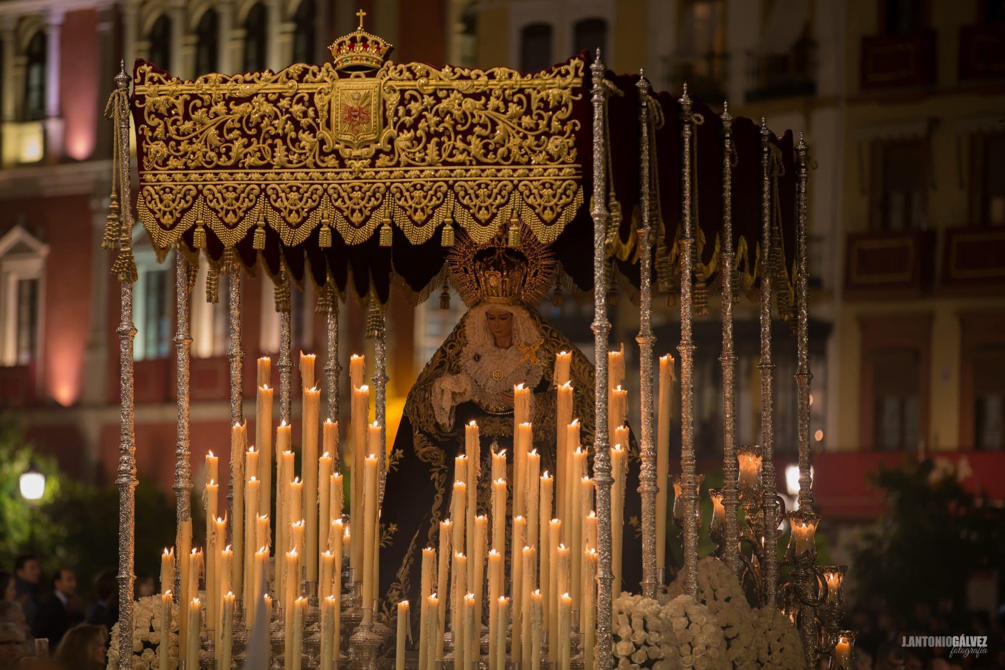 Semana Santa en Sevilla - Las Siete Palabras