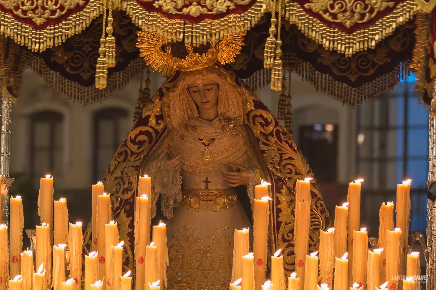 Semana Santa en Sevilla - Los Panaderos
