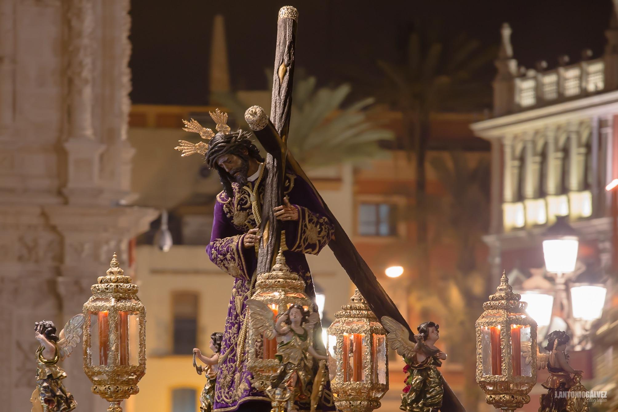 Semana Santa en Sevilla - Gran Poder