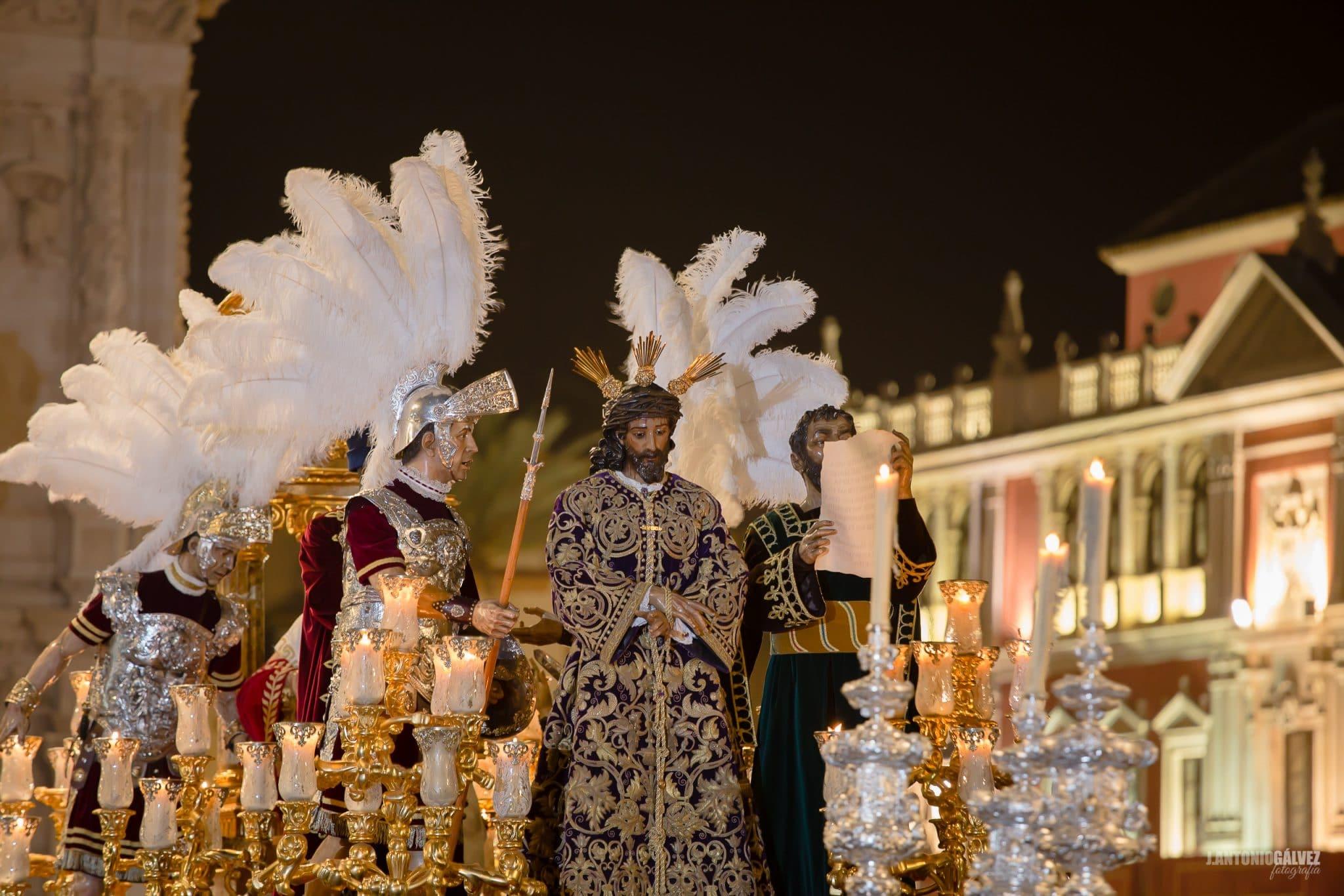 Semana Santa en Sevilla - Macarena