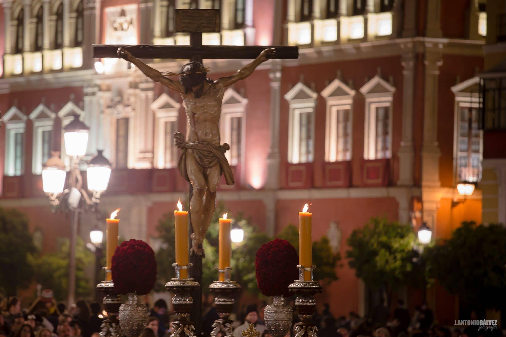 Semana Santa en Sevilla - El Calvario