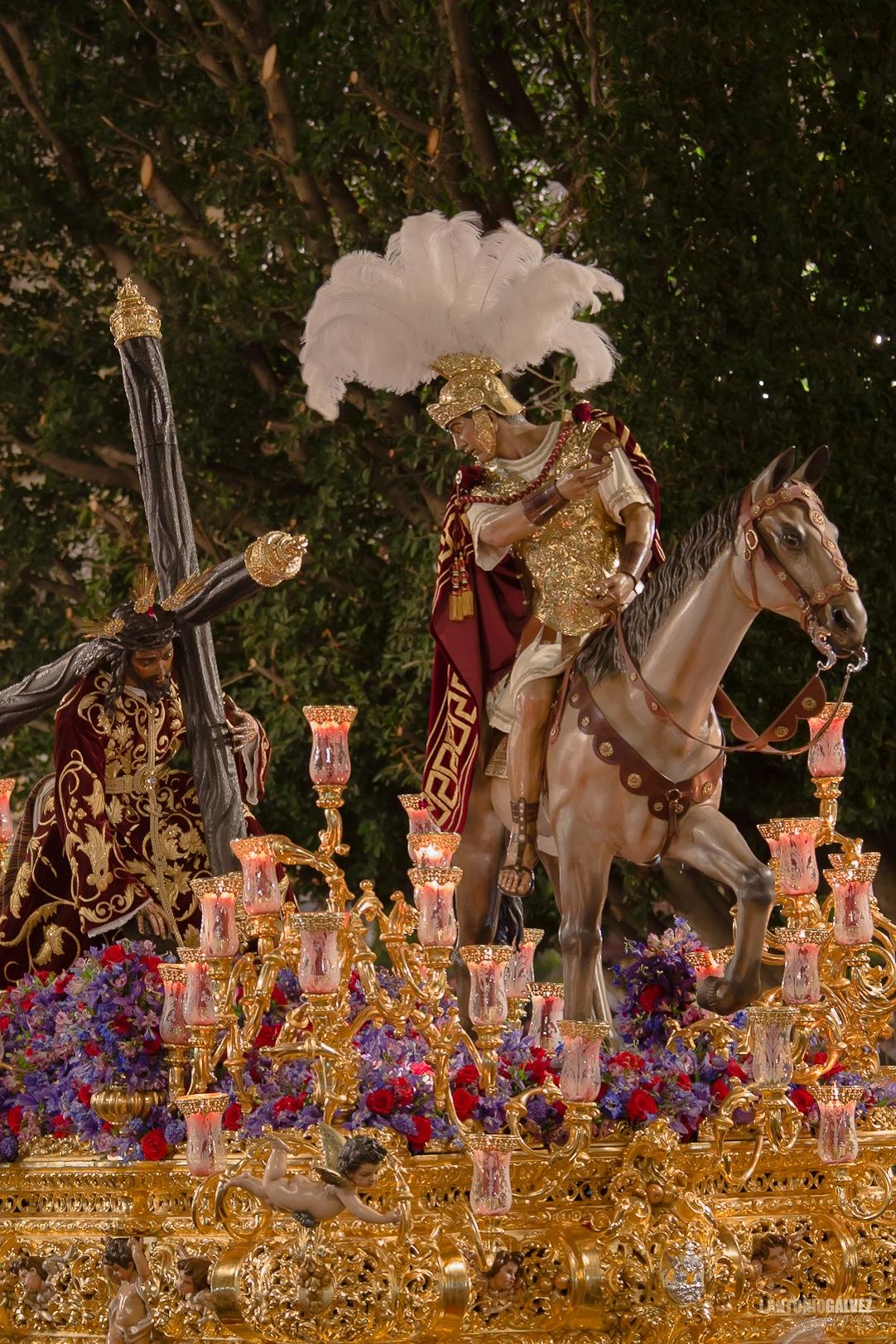 Semana Santa en Sevilla - Esperanza de Triana