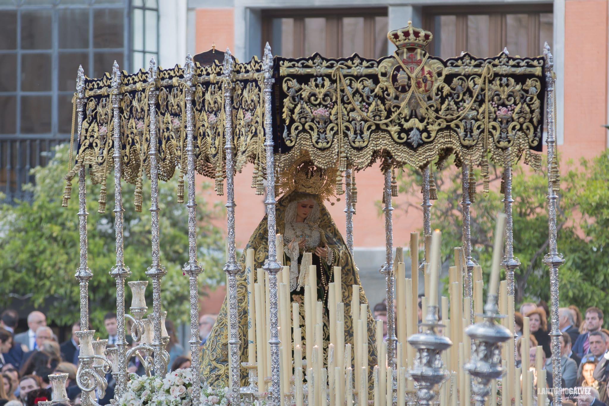 Semana Santa en Sevilla - La Exaltación