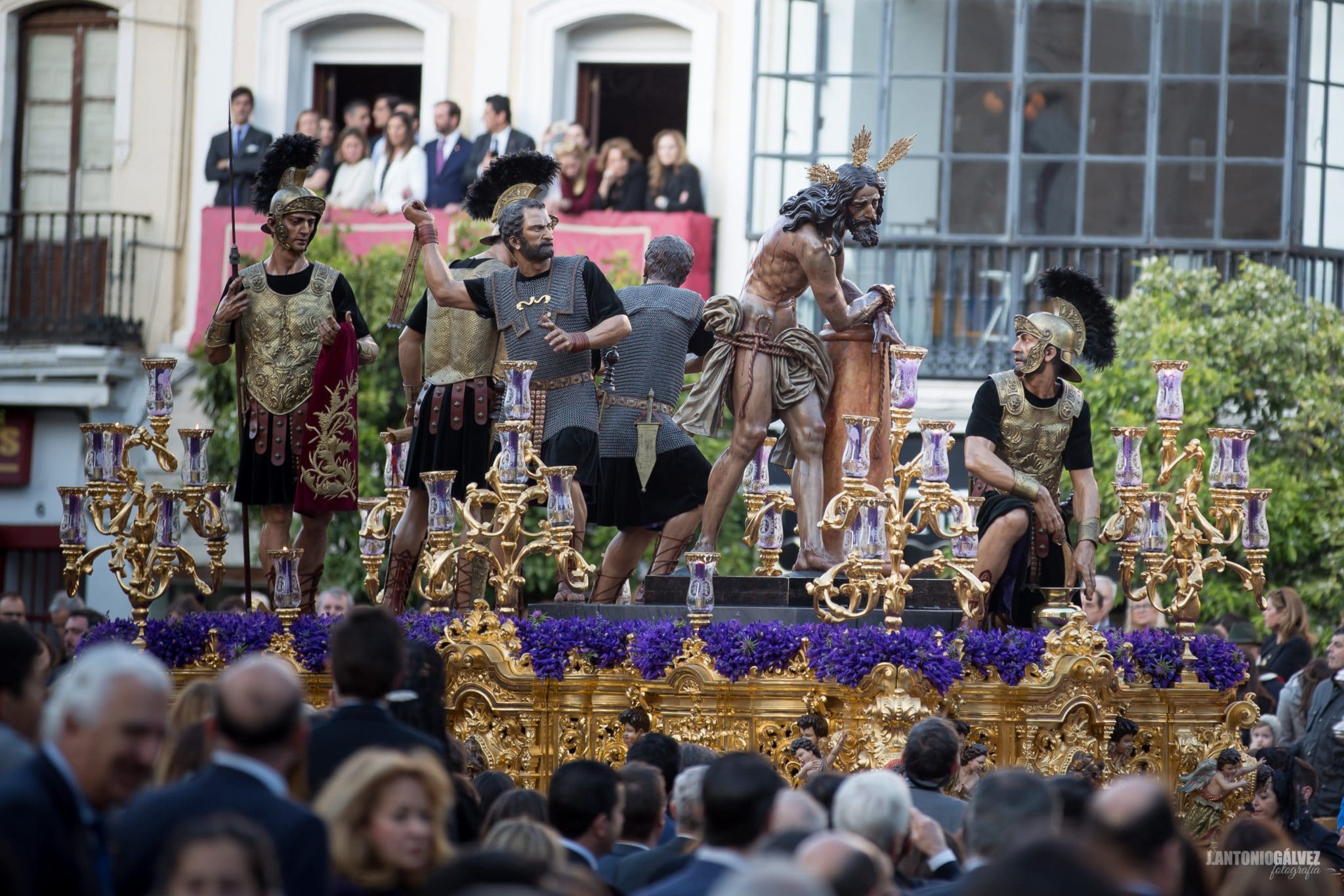 Semana Santa en Sevilla - Las Cigarreras