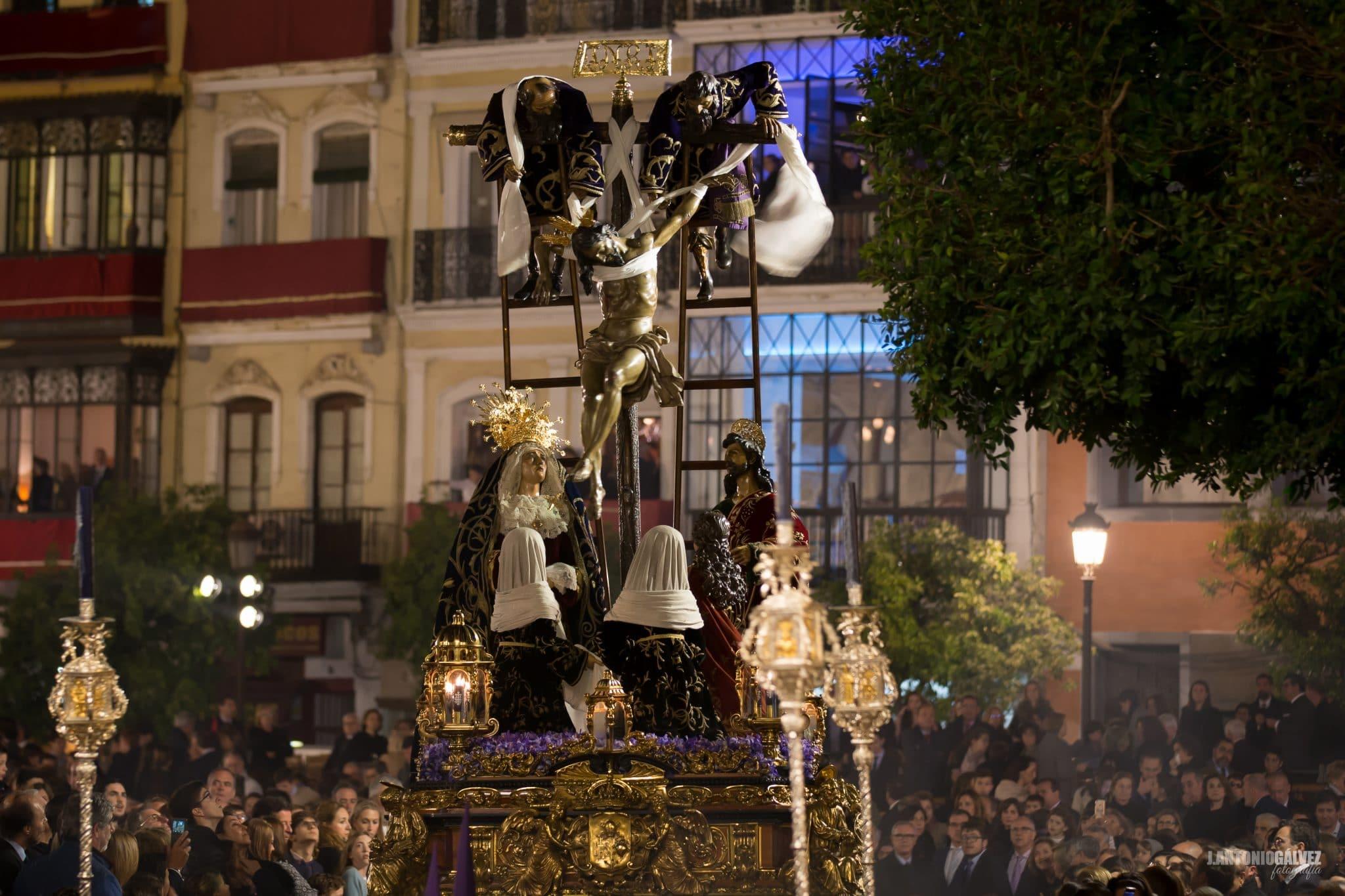 Semana Santa en Sevilla - La Quinta Angustia