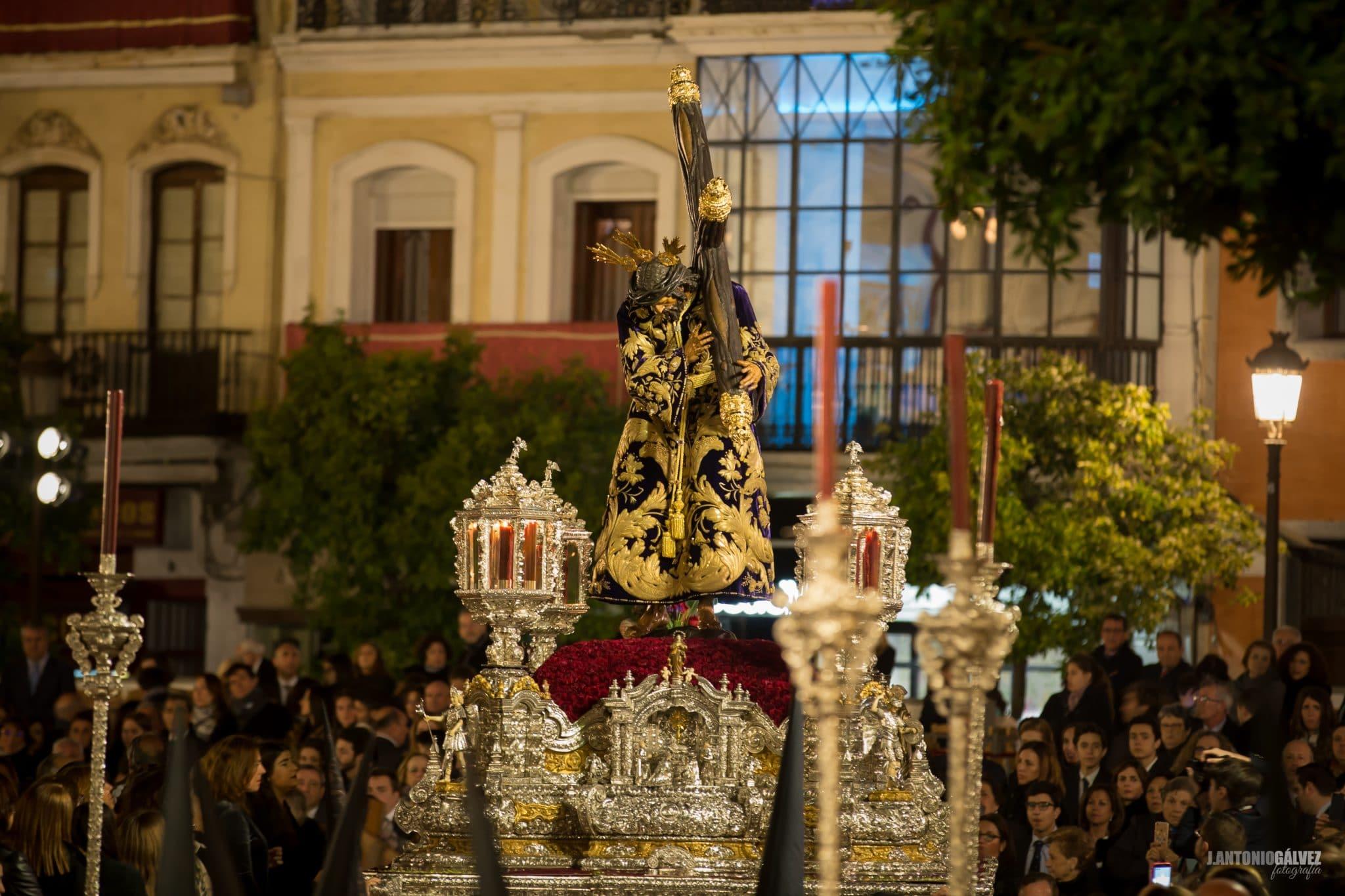 Semana Santa en Sevilla - Pasión