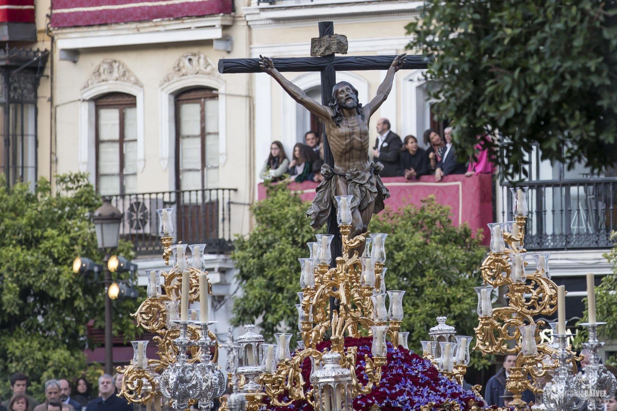 Semana Santa en Sevilla - El Cachorro