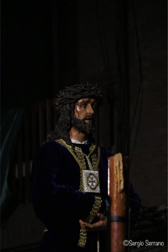 Semana Santa en Valladolid - Procesión de amor y misericordia del santísimo Cristo de medinaceli