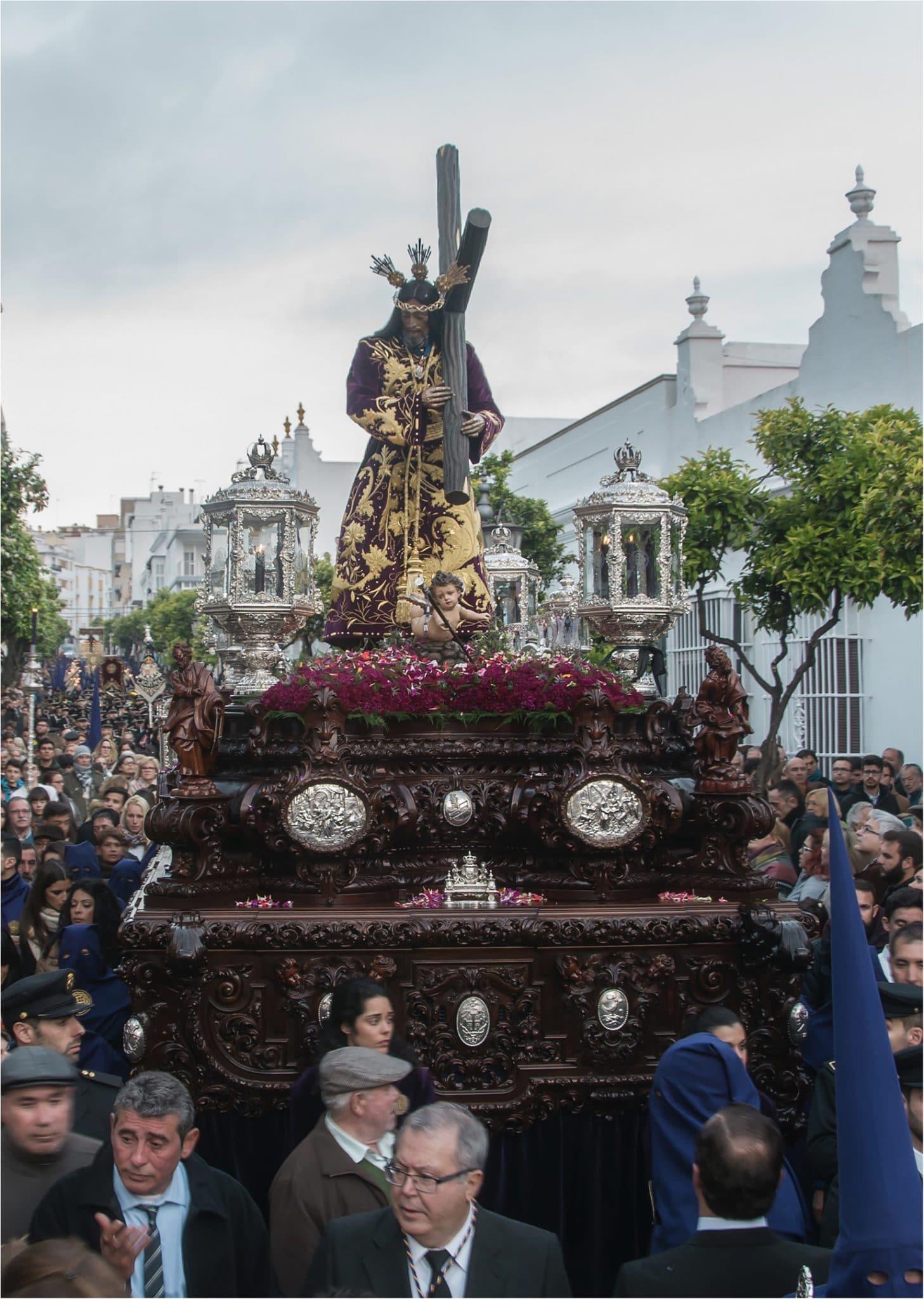 Semana Santa en San Fernando - Nazareno