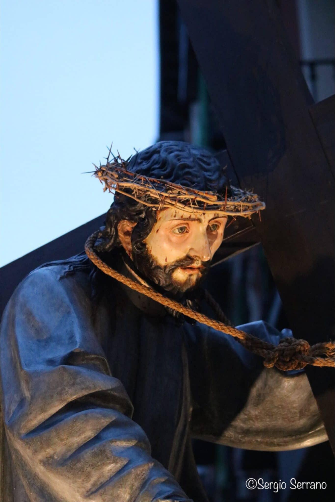 Semana Santa en Valladolid - Cristo Despojado