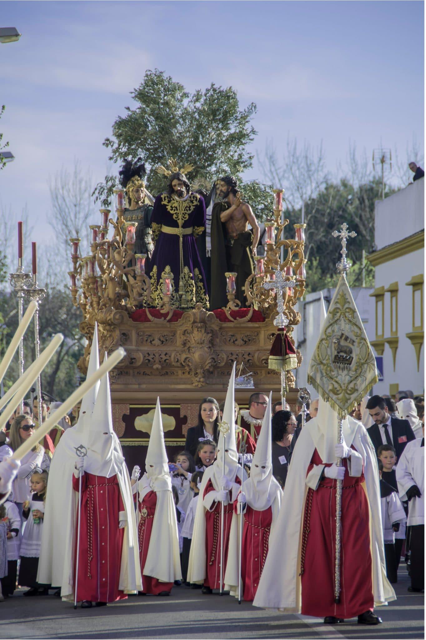 Semana Santa en San Fernando - Prendimiento