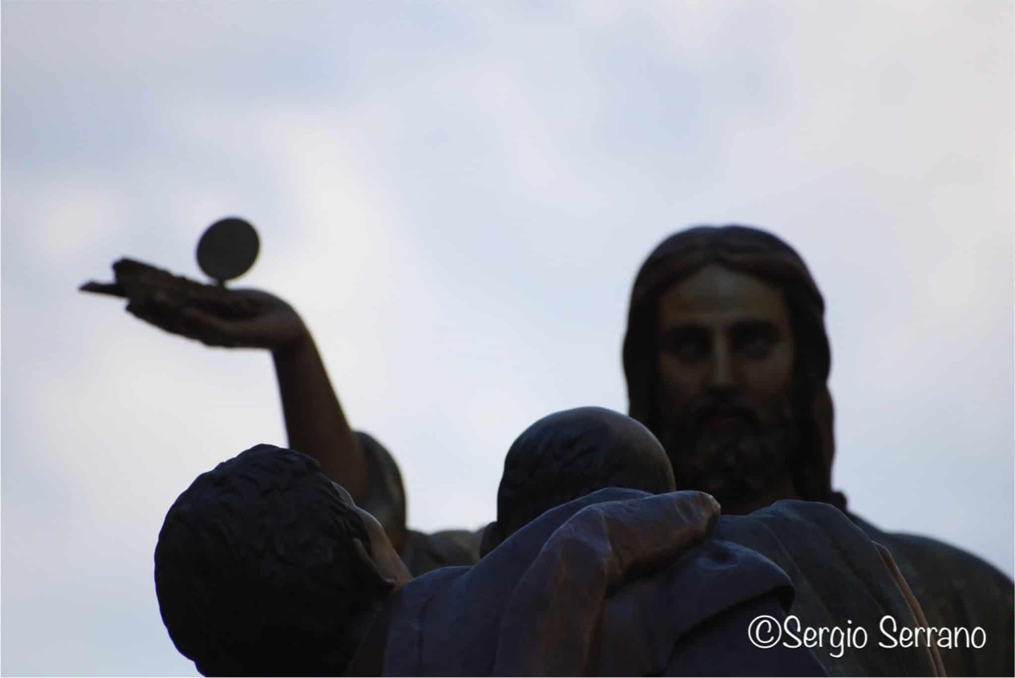 Semana Santa en Valladolid - Procesión de la Sagrada cena