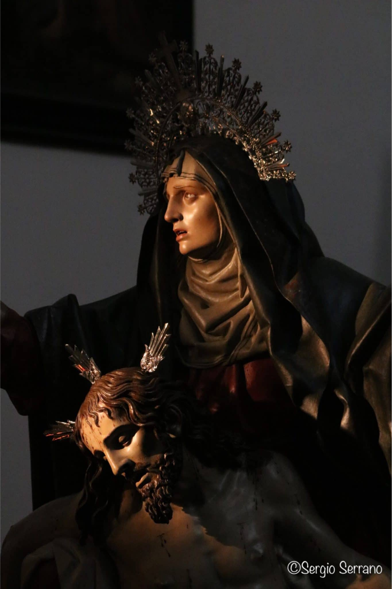 Semana Santa en Valladolid - Procesión de penitencia y Caridad