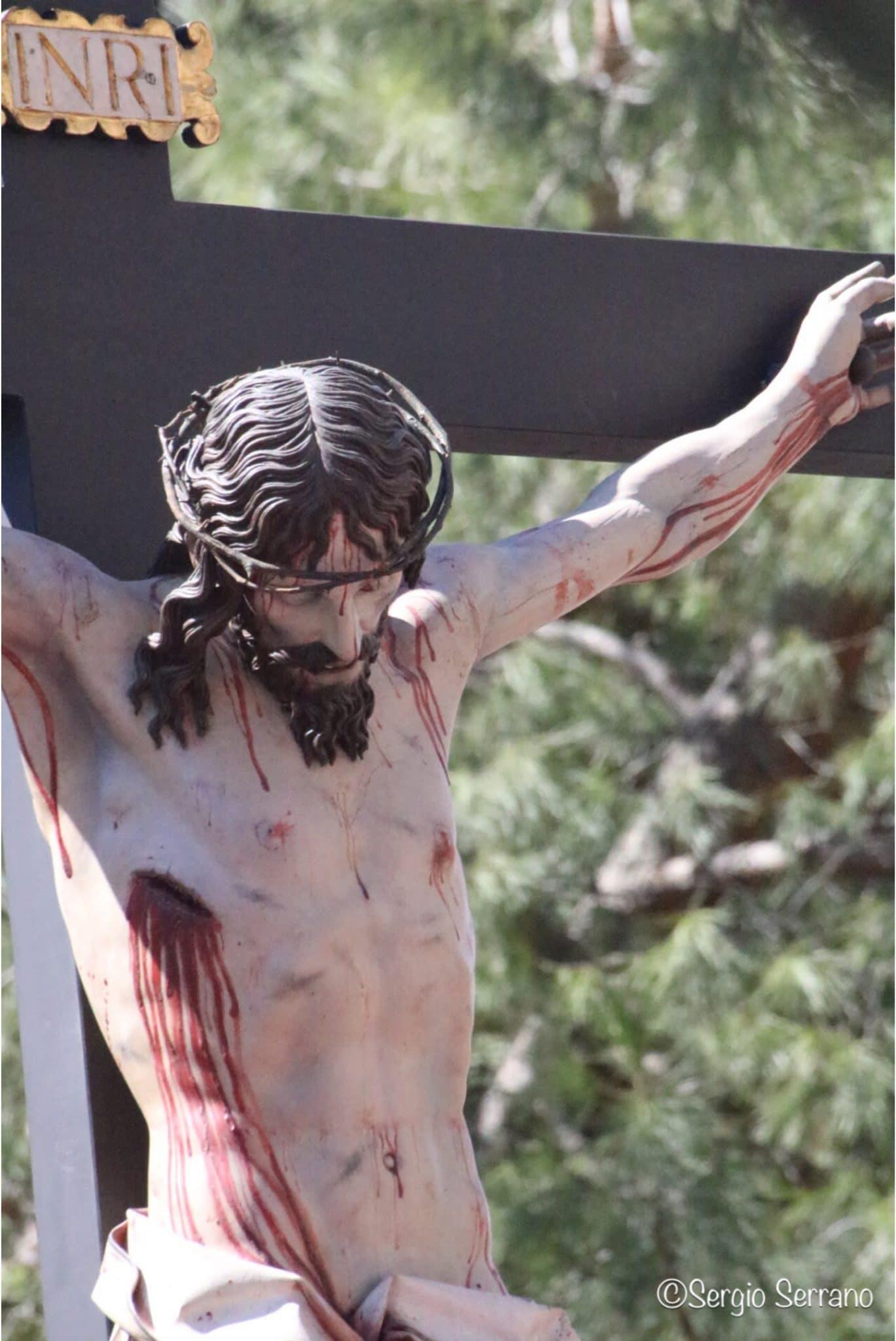 Semana Santa en Valladolid - Cristo de la Luz