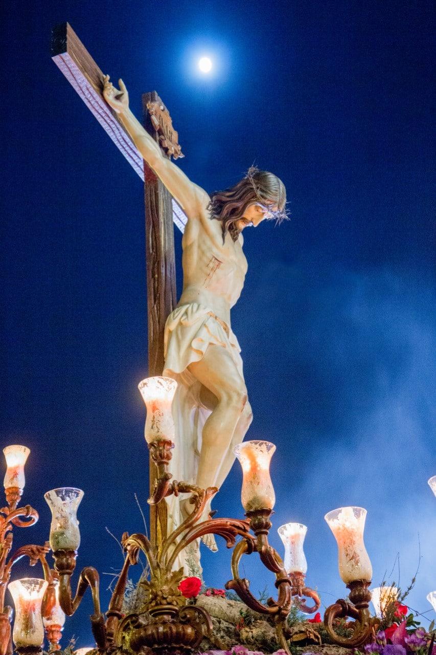 Semana Santa en Granada - Salesiano
