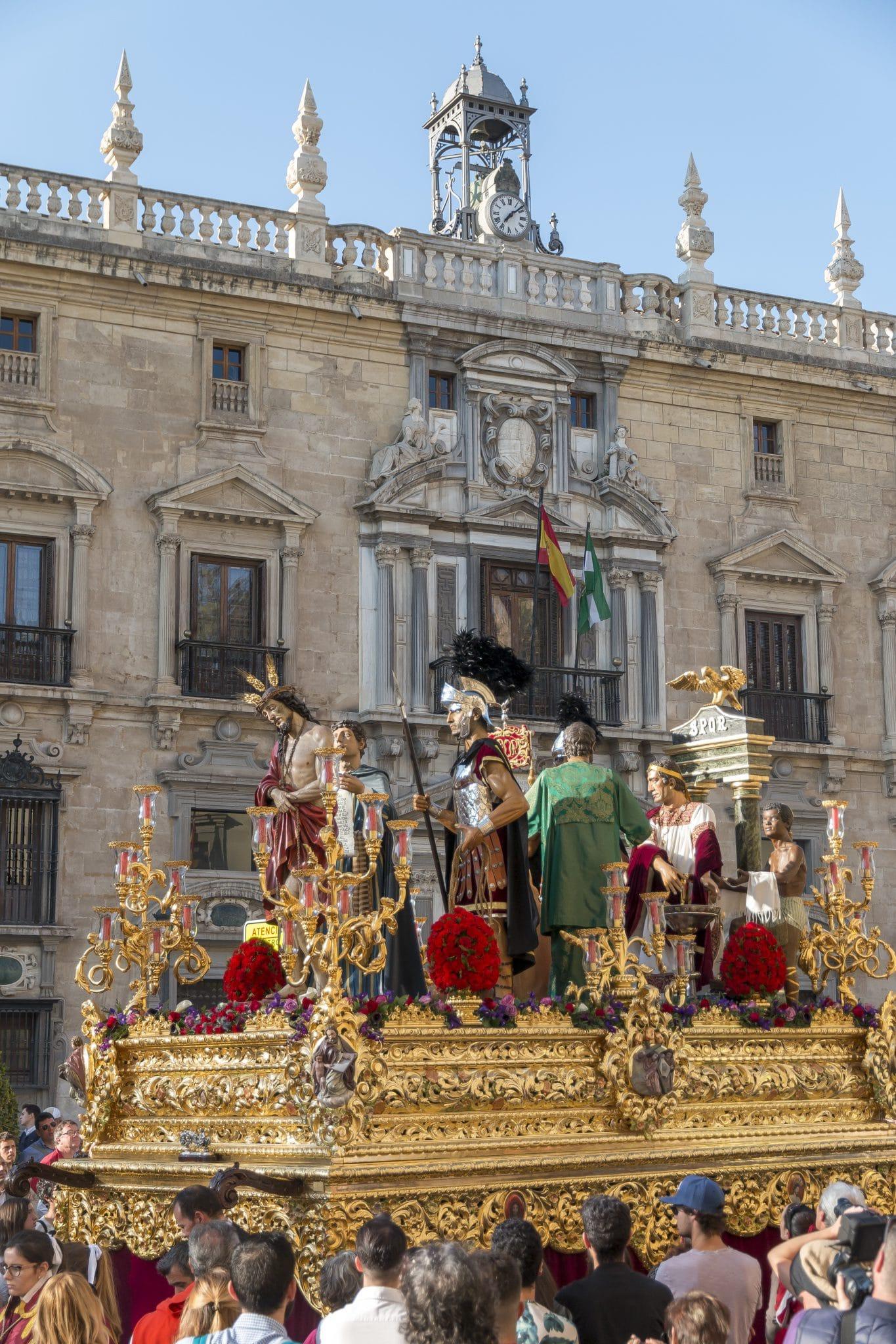 Semana Santa en Granada - Sentencia
