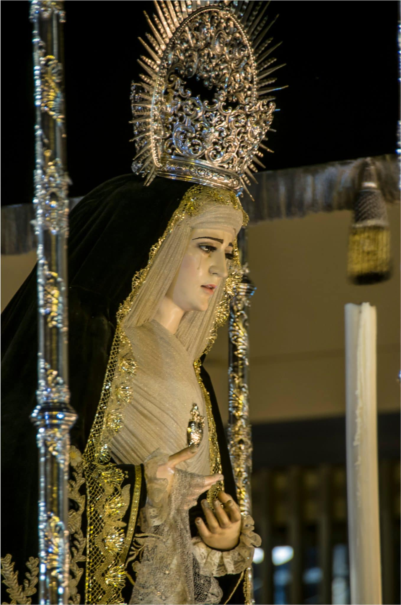 Semana Santa en San Fernando - Santo Entierro