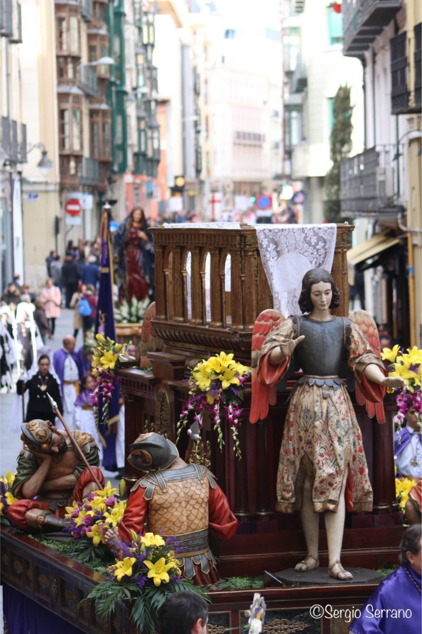 Semana Santa en Valladolid - Santo Sepulcro