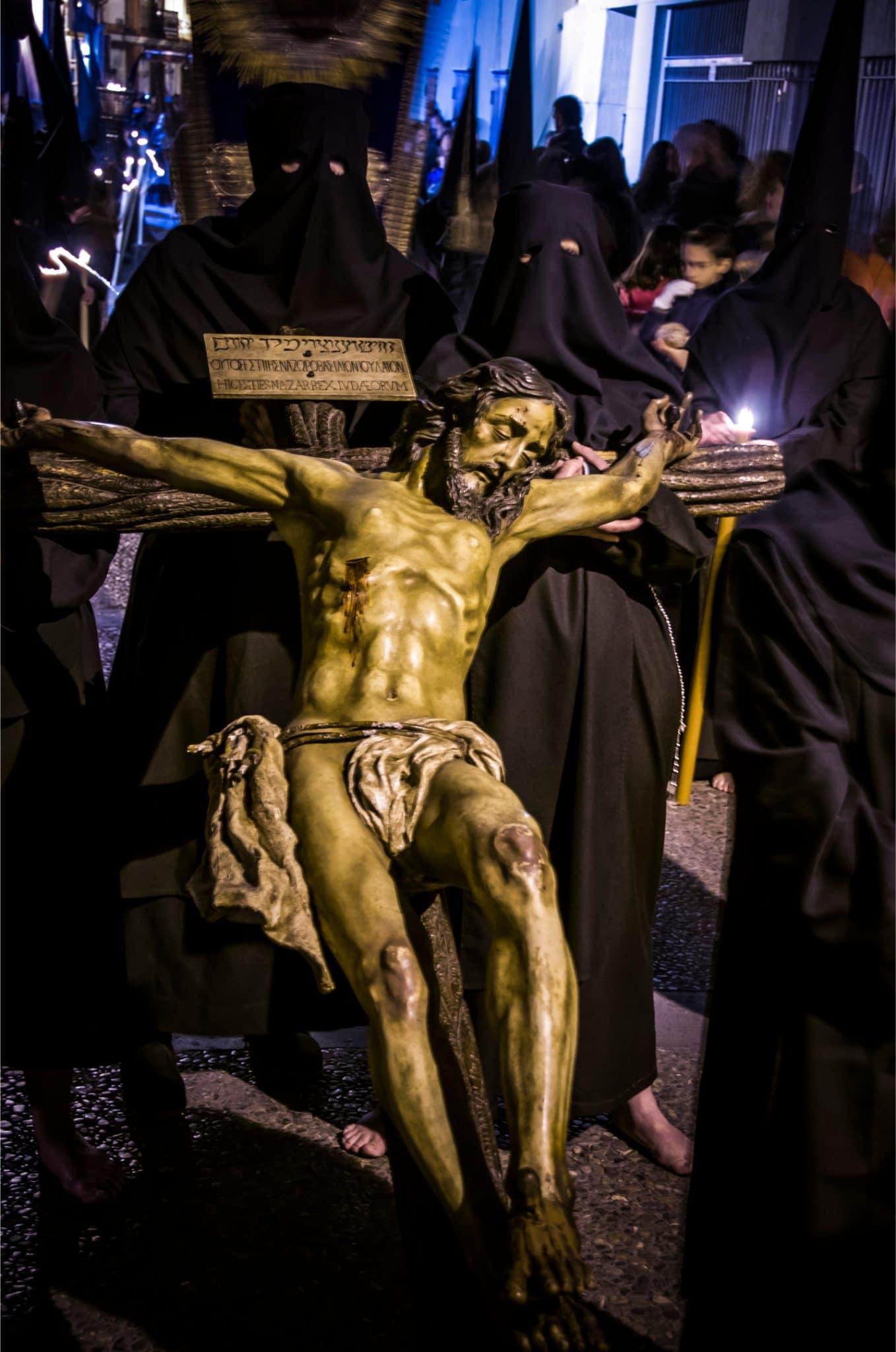 Semana Santa en San Fernando - Servitas