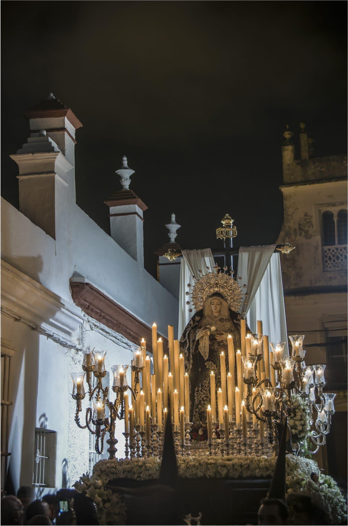 Semana Santa en San Fernando - Soledad