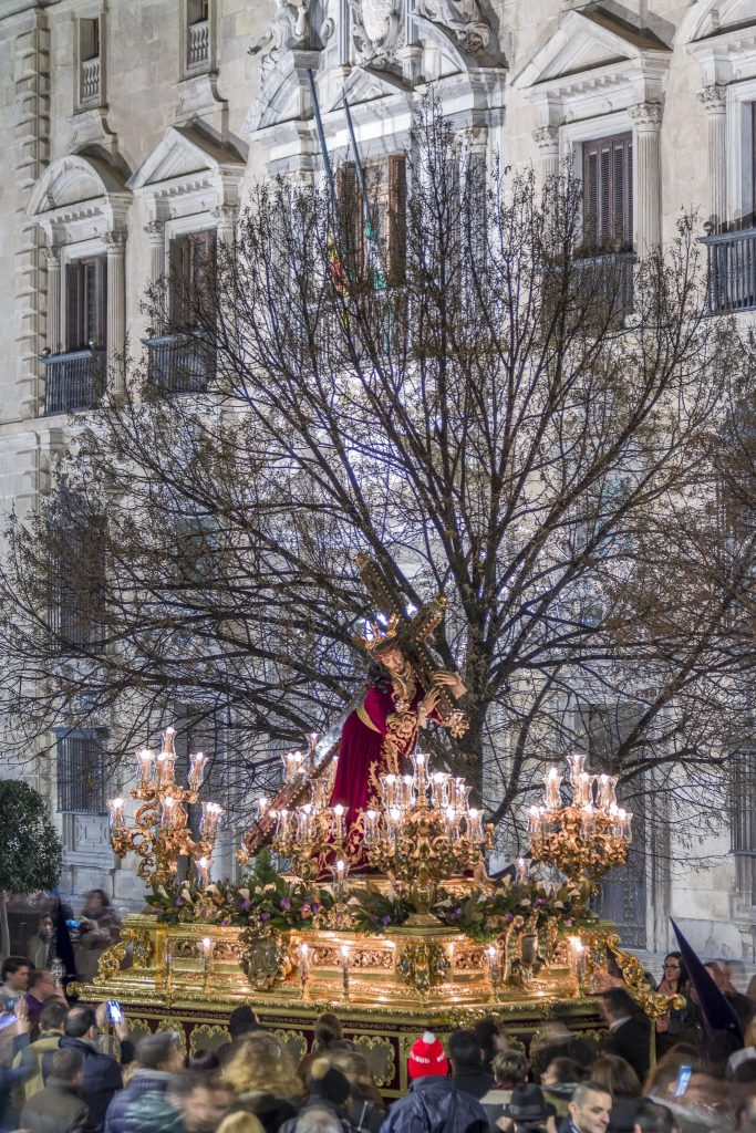 Semana Santa en Granada - Via Crucis