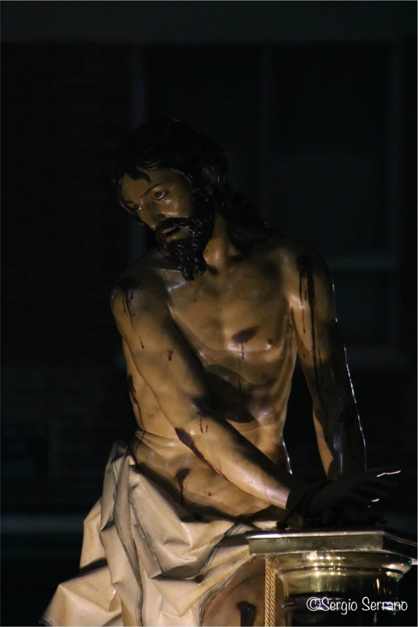Semana Santa Valladolid - Atado Columna
