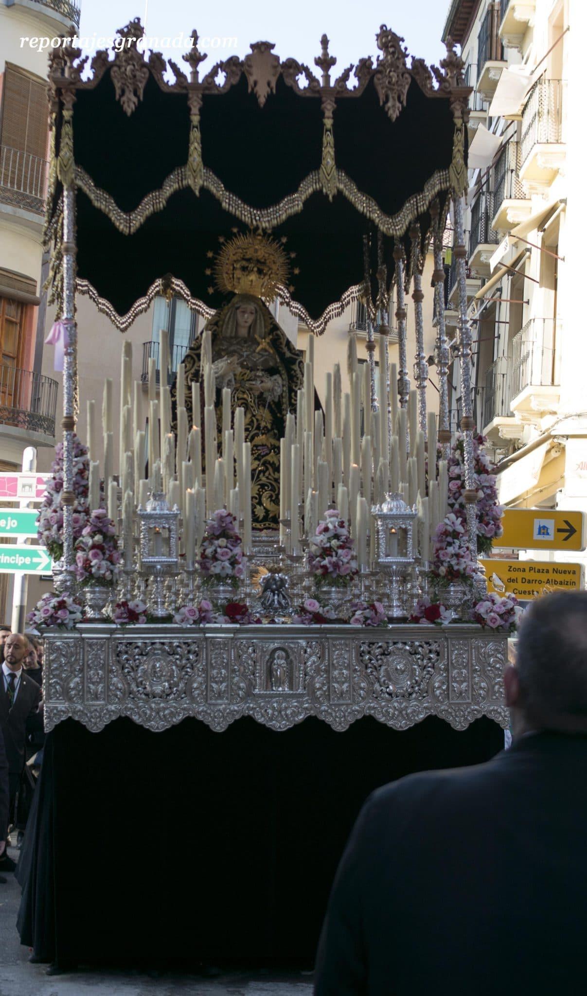 Semana Santa Granada - Ferroviarios