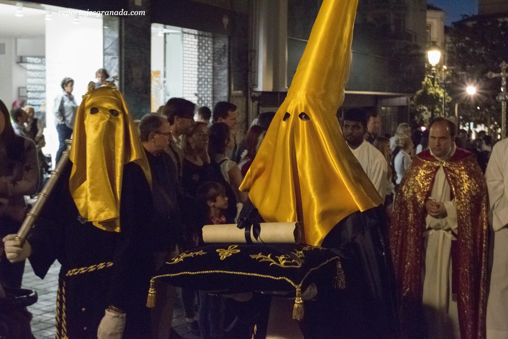 Semana Santa Granada - Las Chías